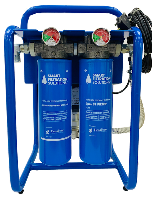Smart Filtration Donaldson Bulk Fuel Filtration Solutions