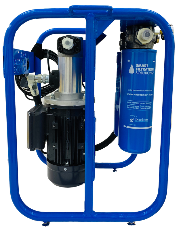 Smart Filtration Donaldson Bulk Fuel Filtration Solutions